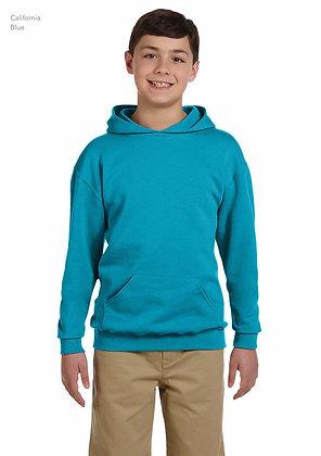 Jerzees Youth 8 oz. NuBlend Fleece Pullover Hood #996Y