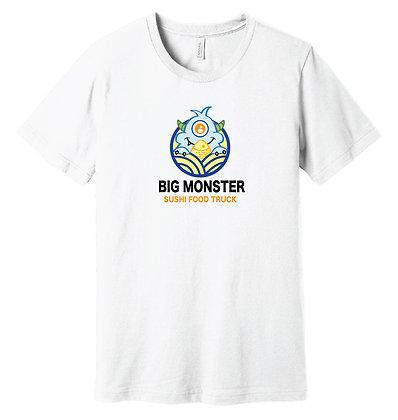 Big Monster Sushi T-shirt