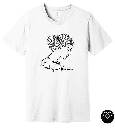 Lily Koi T-shirt