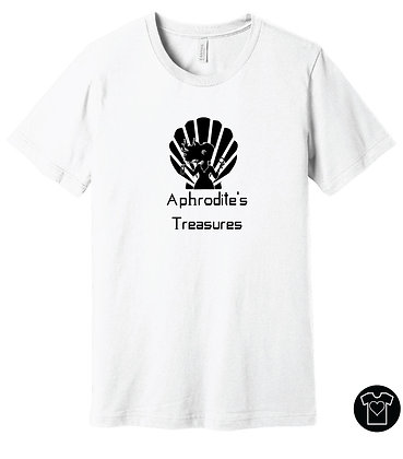Aphrodite's Treasure T-shirt