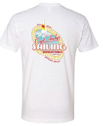 Capt Andy's Sailing Adventures T-shirt