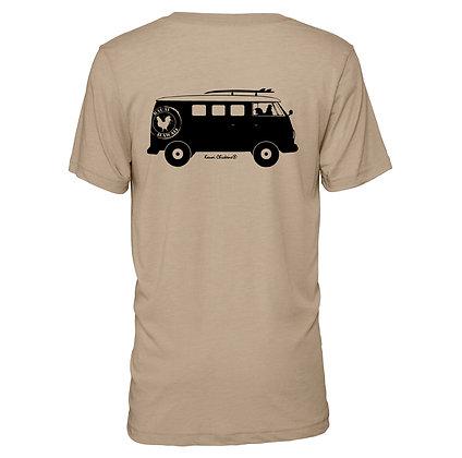 Kauai Chickens Brand T-shirt