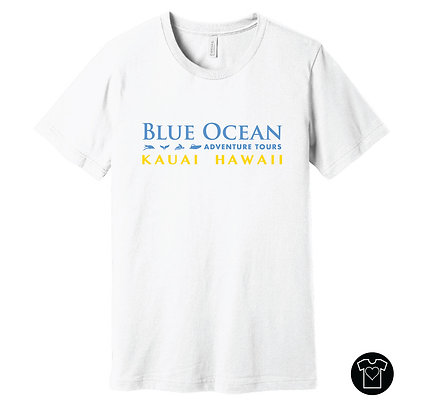 Blue Ocean Adventures T-shirt