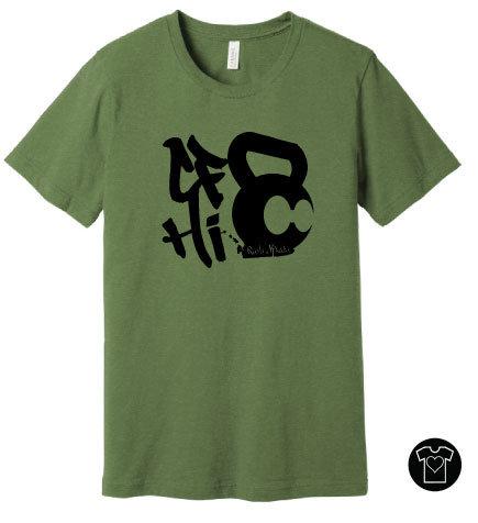Crossfit HI Impact T-shirt