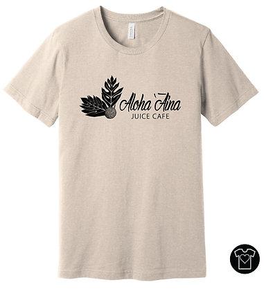 Aloha Aina Juice Cafe T-shirt