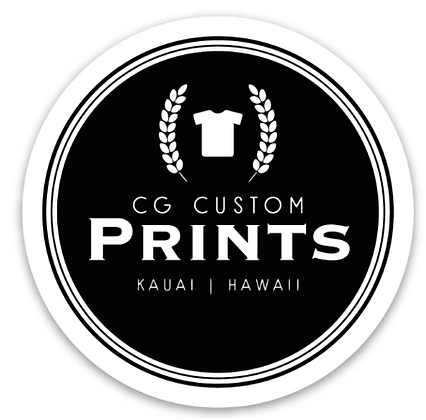 Custom Stickers - Circle - 5 Different Sizes