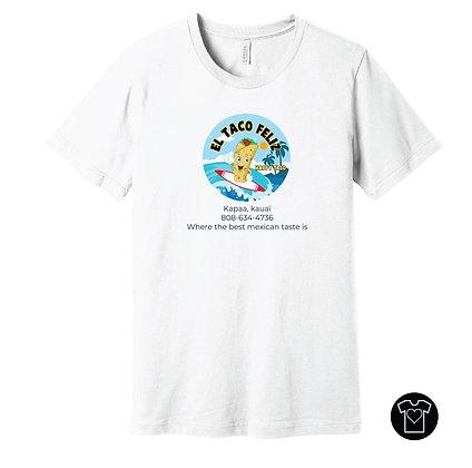 El Taco Feliz T-shirt