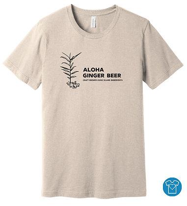 Aloha Ginger Beer T-shirt *NEW*