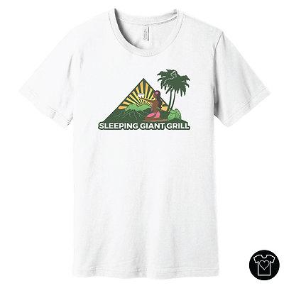 Sleeping Giant Grill T-shirt