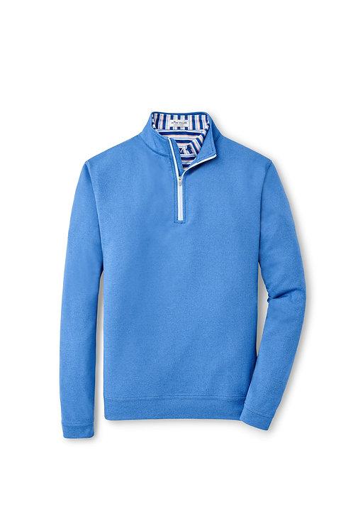 Peter Millar 1/4 Zip (Blue)