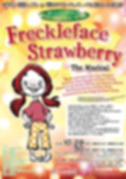 2019.10.29&10.30 銀座博品館劇場『Freckleface Strawberry』