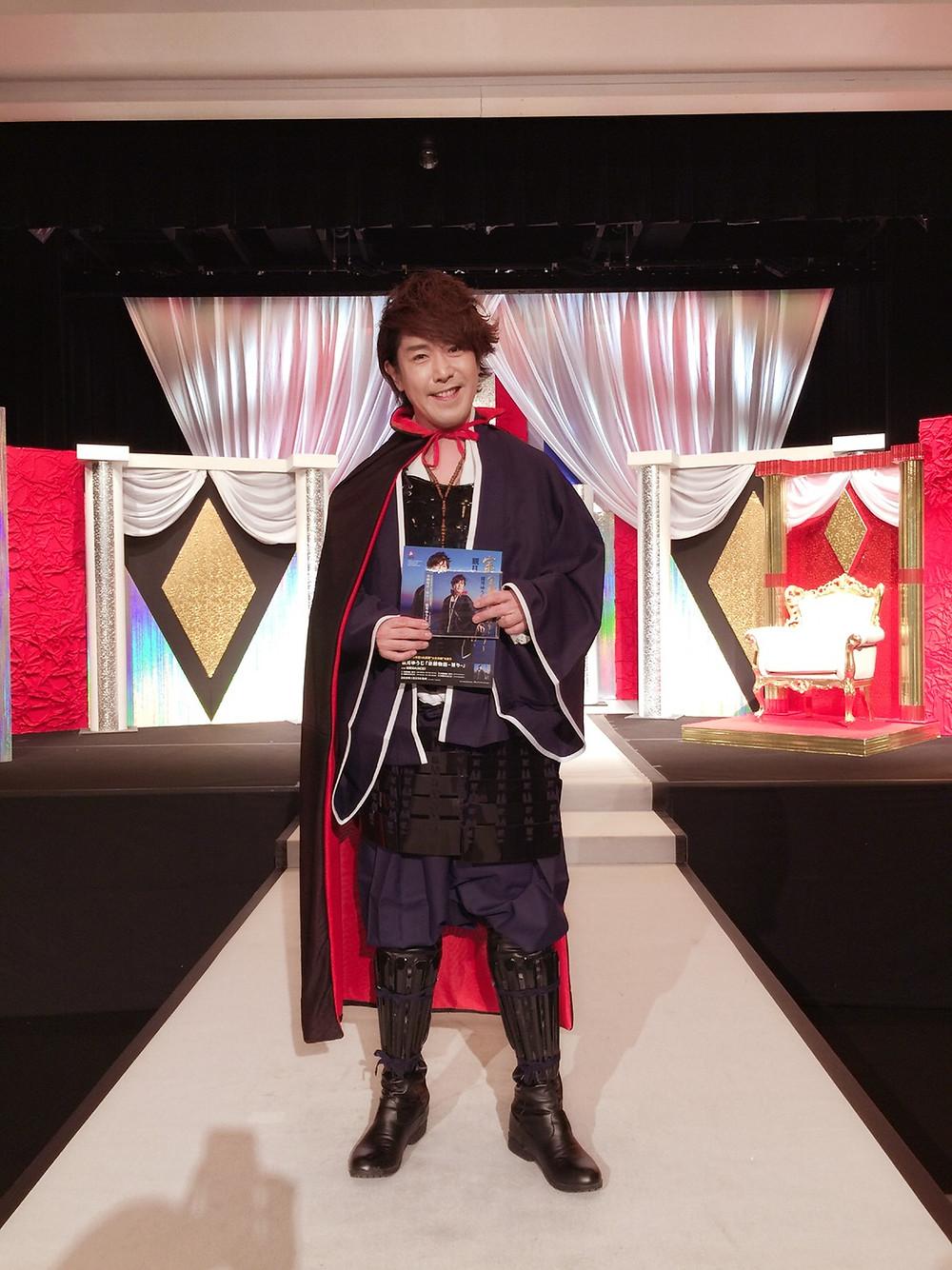 ◆観月ゆうじTV出演情報◆TOSテレビ大分『歌魂』/ゲスト出演致しました