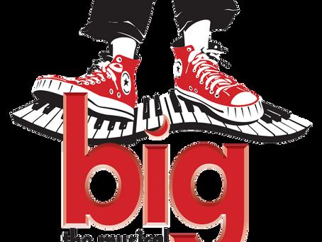 2019年4月ブロードウェイミュージカル『big the Musical』銀座博品館にて再演決定!!
