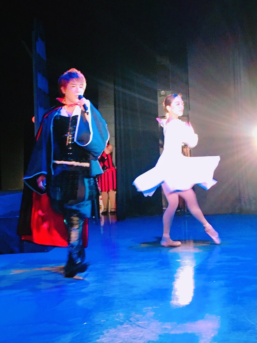 2019.04.01&04.02『big the Musical』銀座博品館/観月ゆうじ新曲リリースproject公演 終演いたしました