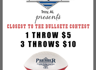 Bulls-eye Contest