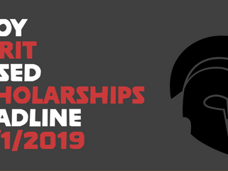TROY Merit Based Scholarship Deadline