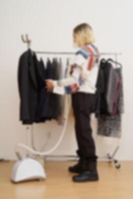 Yang Li Samizdat Black PVT Sweatshirt-7.