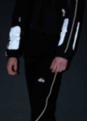 017 All In Black Reflective Astro Winter