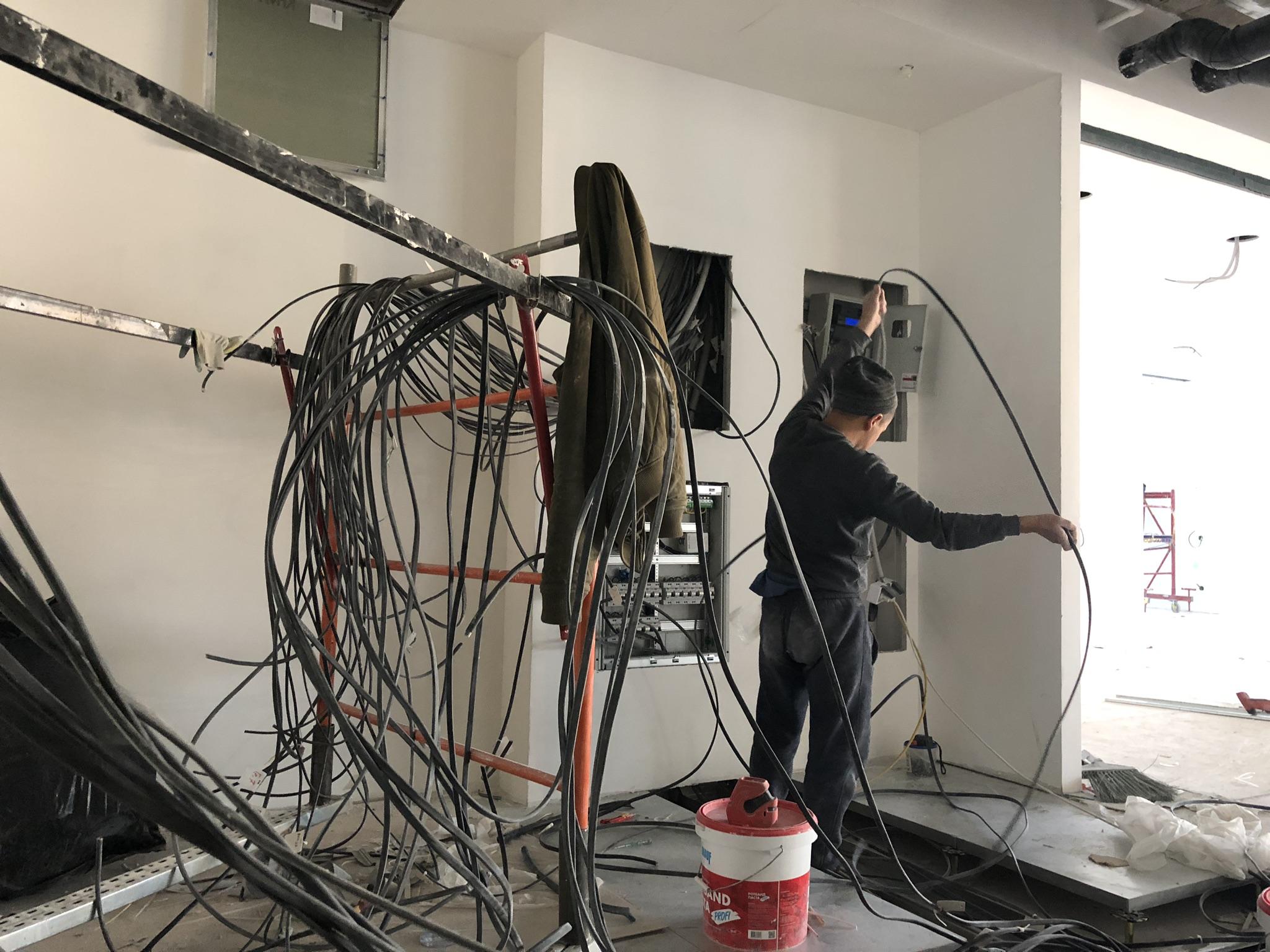 Электромонтаж недорого