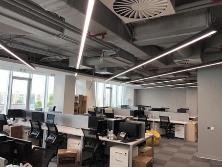 Как будет выглядеть офис после пандемии