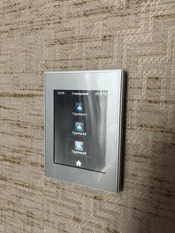Сенсорная панель умного дома Z41