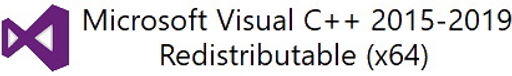 Microsoft Visual C ++ Redistributable 20