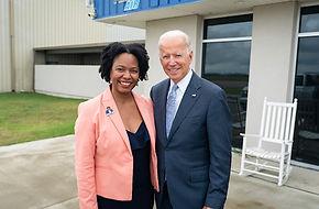 Robyn and Joe Biden 2019.jpg