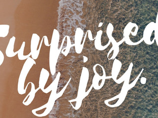 """""""Surprised by Joy"""" Young Adult Retreat"""