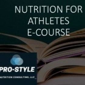 Nutrition For Athletes E-Course