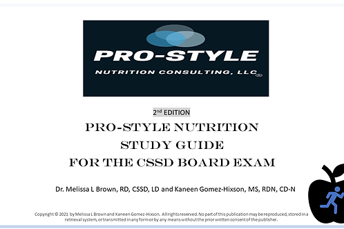 Study Guide for the CSSD Board Exam, 2nd edition