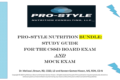 Study Guide & Mock Exam Bundle