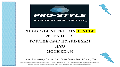 bundle study guide and mock exam cover p