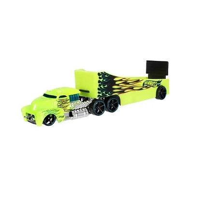 Super Remolque Hot Wheels Rock N Race 1 Remolque + 1auto