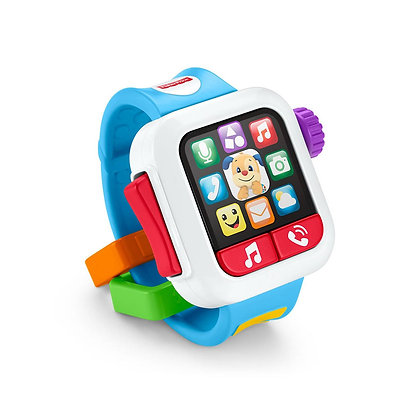 Fisher Price Mi Primer Smartwatch Sonidos Luces
