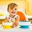 Thumbnail: Set De 3 Platos Tipo Bowl Munchkin Bebés Niños Base Succión