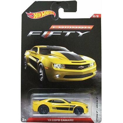 Autos De Coleccion Hotwheels Camaro Fyfty