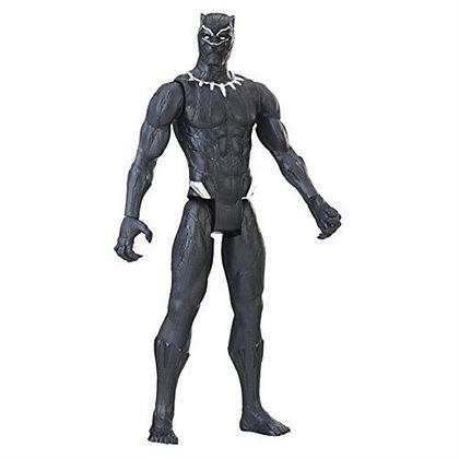 Figura Pantera Negra Titan Heroe Serie Hasbro