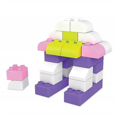 Mega Blocks Vamos A Construir 40 Pzs En Caja