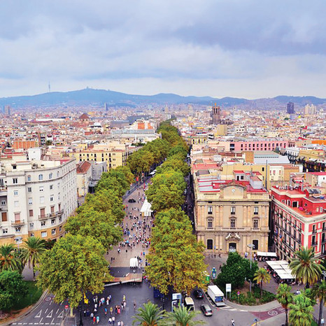 Brilliant Barcelona