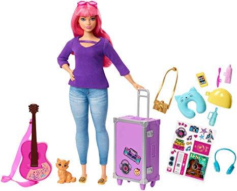 Barbie Chelsea viajera Daicy