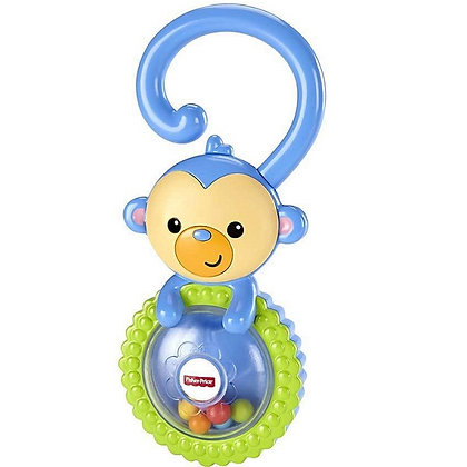 Sonajeros Divertidos Monito Fisher Price