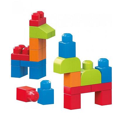 Mega Bloks Vamos A Construir 40 Pzs