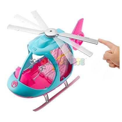 Helicoptero de la barbie