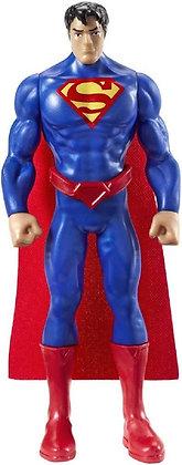 Superman Figura Liga De La Justicia Dc Comics 15 Cm Mattel