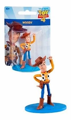 Woody Toy Story 4 Versión Mini Colección 6 Cm
