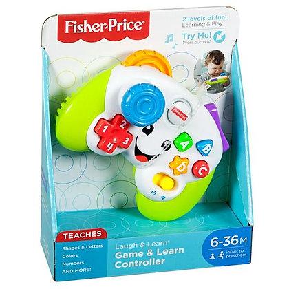 Control Juega Y Aprende Conmigo Fisher Price Enseña Luces