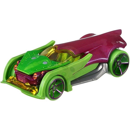 CARROS HOT WHEELS MARVEL/GREEN GOBLIN