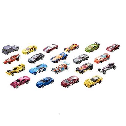 Autos Hotwheels Caja x20