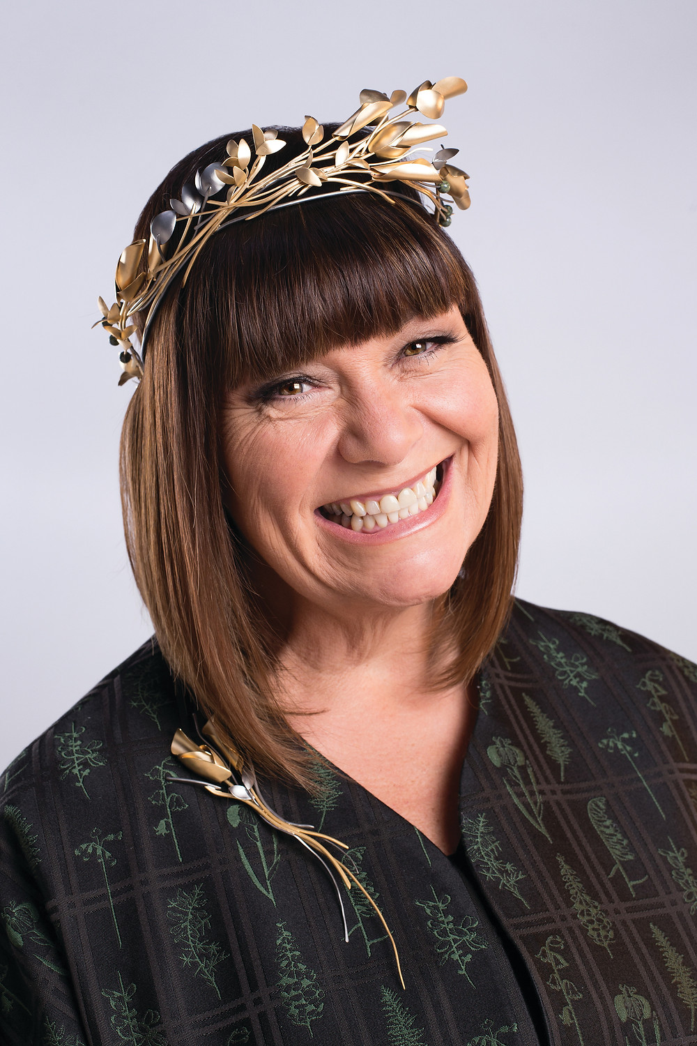 : Actress, author, BAFTA Fellowship recipient and national treasure, Dawn French