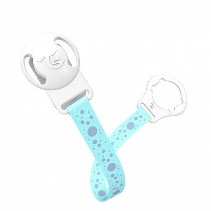 Clip Para Chupo De Entretencion Twistshake Azul